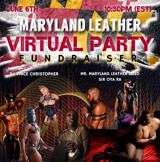 Maryland Leather Virtual Party