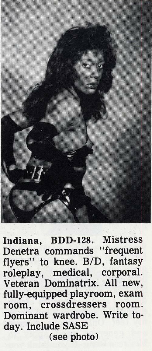 Mistress Denetra