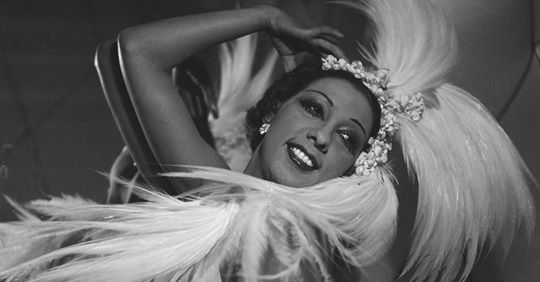 Vintage Photos of Josephine Baker in the 1920s and 1930s