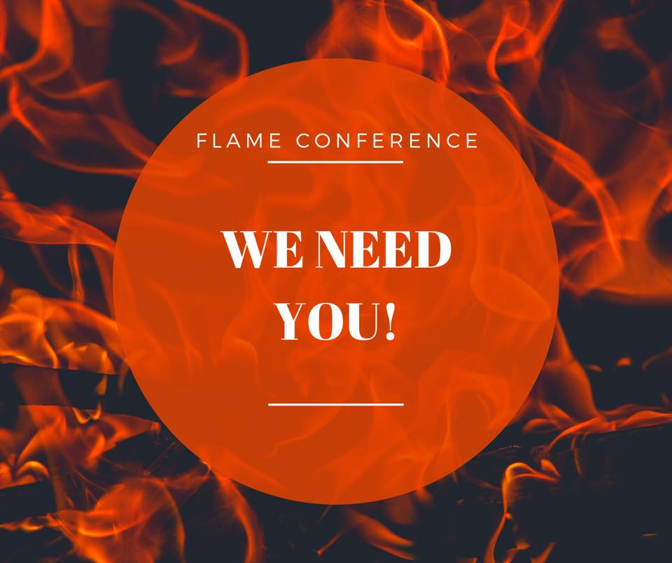 FLAME Conference 2021 is officially in the works!