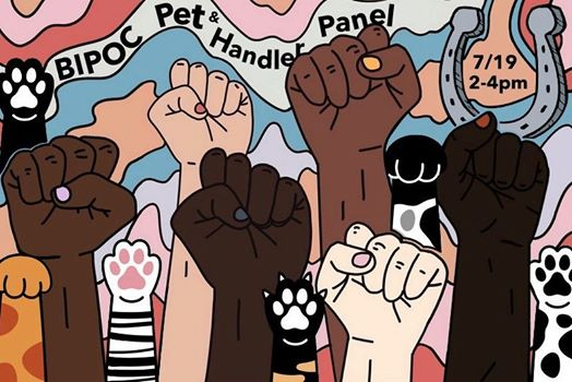 The BIPOC Pet & Handler Panel